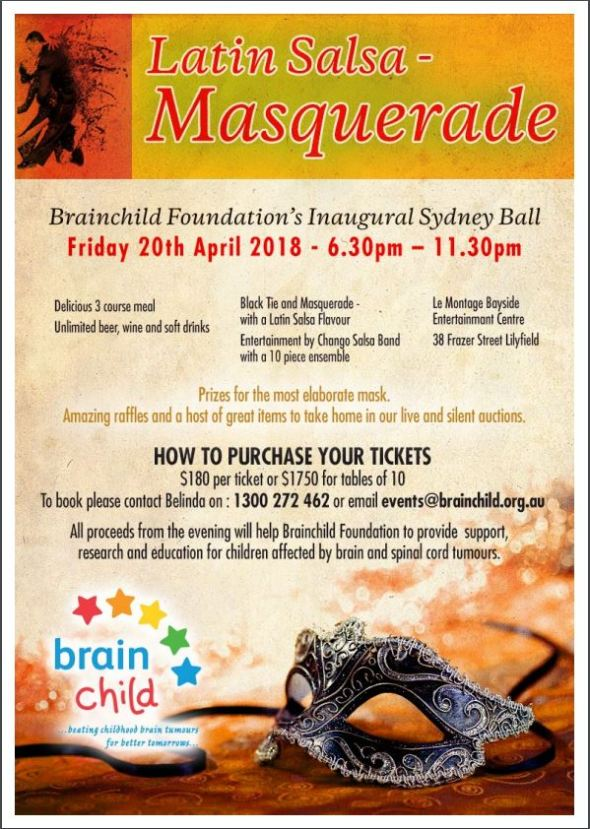 Brainchild Ball 20-04-18
